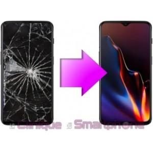 Remplacement Vitre Tactile + Ecran Oled OnePlus 6T