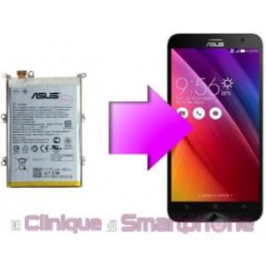 Remplacement Batterie Asus Zenfone 2