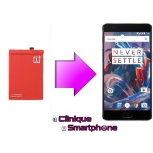 Remplacement batterie OnePlus 3 / 3T