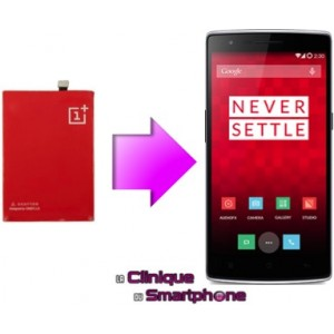 Remplacement batterie OnePlus One