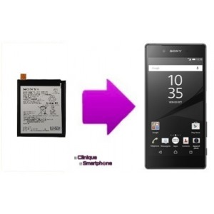 Remplacement Batterie Sony Xperia Z5 / Z5 Compact / Z5 Premium