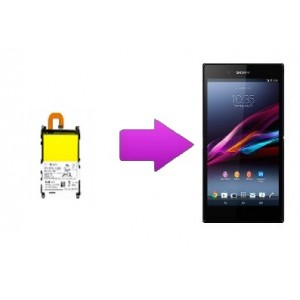 Changement batterie Sony Xperia Z1 (L39h)