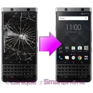 Remplacement Vitre Tactile + Ecran BlackBerry Key1 (KeyOne)