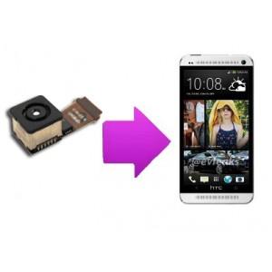 Remplacement caméra arrière HTC One M7