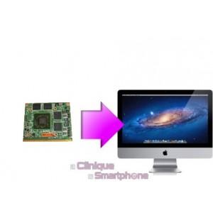 """Réparation carte graphique iMac 27"""" (A1312)"""