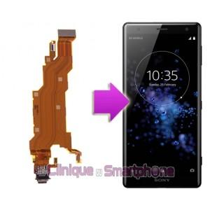 Changement connecteur de charge Sony XZ2