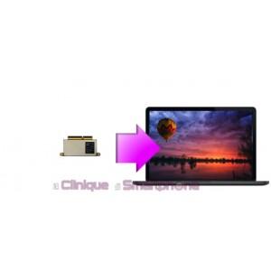 Remplacement Disque Dur SSD Macbook Pro Rétina (2016-2017) A1708 à partir de: