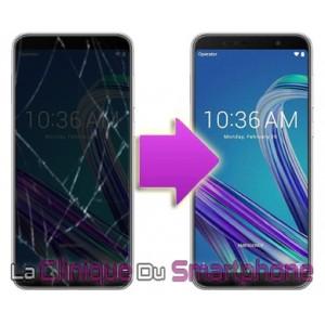 Réparation Block écran Zenfone Max Pro M1