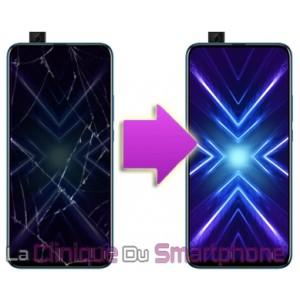 Remplacement Vitre Tactile + Ecran LCD Honor 9X