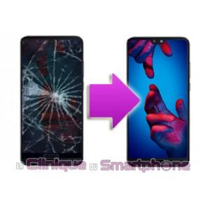 Remplacement Vitre Tactile + Ecran LCD Huawei P20