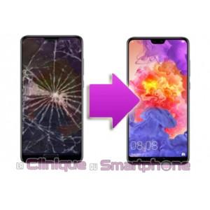 Remplacement Vitre Tactile + Ecran LCD Huawei P20 Pro