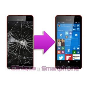 Remplacement bloc écran Microsoft Lumia 550