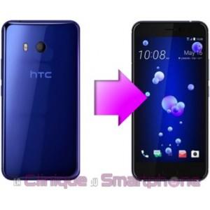 Remplacement Vitre arrière HTC U11