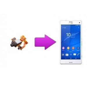 Remplacement prise jack Sony Xperia Z3 Compact (D5803)