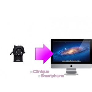 Remplacement ventilateurs iMac