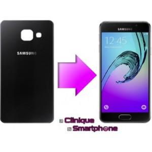 Changement vitre arrière Samsung Galaxy A3 (2016)