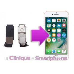 Remplacement haut parleur iPhone 8