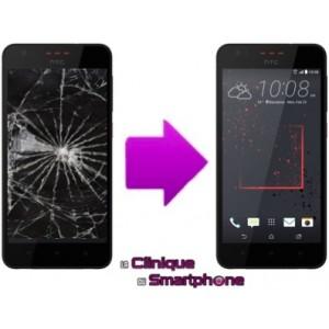 Remplacement Vitre Tactile + Ecran LCD HTC Desire 825