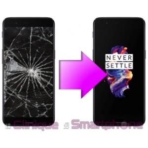 Remplacement Vitre tactile + Ecran LCD OnePlus 5