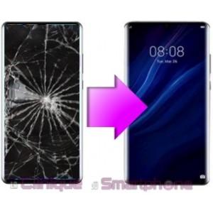 Remplacement Vitre Tactile + Ecran Amoled Huawei P30 Pro