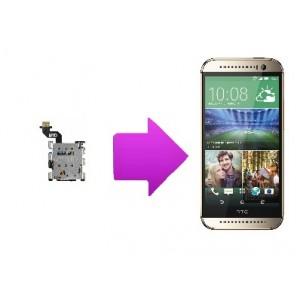Changement lecteur SIM  HTC one M8