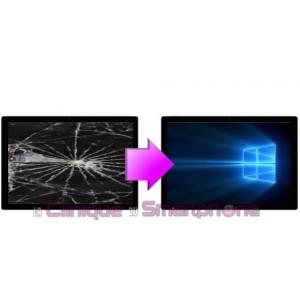 Remplacement VitreTactile + Ecran LCD  Microsoft Surface Pro 4