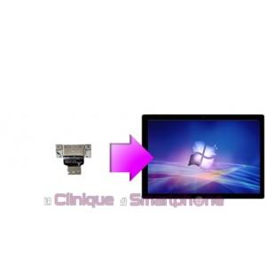 Réparation connecteur de charge magnétique Microsoft Surface Pro 3