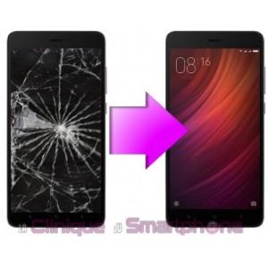 Remplacement Vitre Tactile + Ecran LCD Xiaomi Redmi Note 4