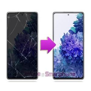 Remplacement bloc écran complet Samsung Galaxy S20 FE (G780F)