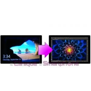 """Réparation """"Problème de Vibration, Tremblement de l'écran"""" Microsoft Surface Pro 4"""
