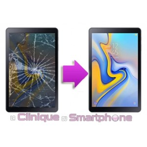 Changement LCD + Tactile SAMSUNG TAB A (T590/595) (2018)