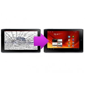 Changement vitre tactile Acer Iconia A100
