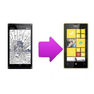Changement tactile  Nokia Lumia 520