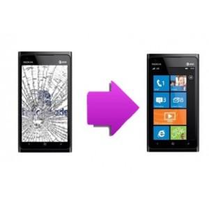 Changement bloc écran tactile + LCD Nokia Lumia 900