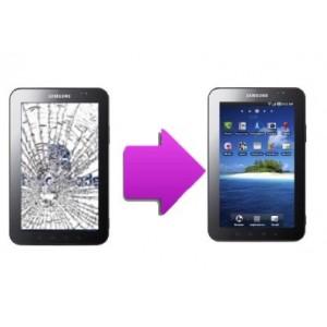 Changement vitre tactile Galaxy Tab 7'', 8.9'' et 10.1''