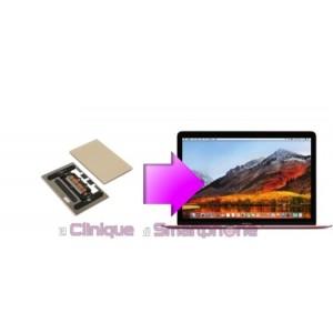 Remplacement Trackpad Macbook Rétina 12 pouces A1534