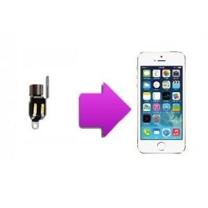 Changement vibreur iPhone SE