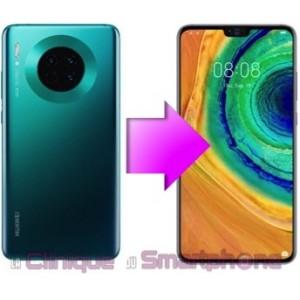 Remplacement Vitre arrière Huawei Mate 30