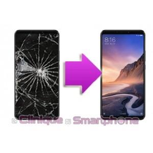 Remplacement Vitre tactile + Ecran LCD Xiaomi Mi Max 3