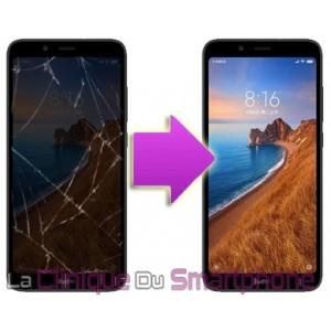 Remplacement Vitre Tactile + Ecran LCD Xiaomi Redmi 7A