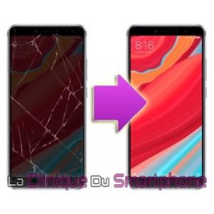Changement block écran Xiaomi Redmi S2