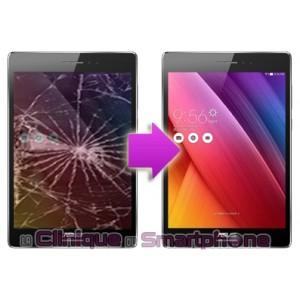 """Remplacement Vitre Tactile + Ecran LCD Tablette Zenpad S  8"""" (Z580C)"""
