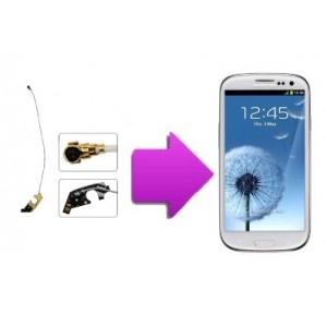 Changement module antenne  SAMSUNG Galaxy S3 - I9300