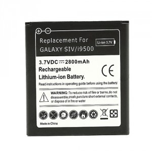 Changement batterie SAMSUNG Galaxy S4 - I9505