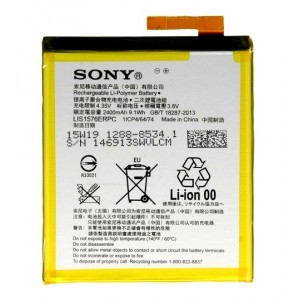 Changement batterie Sony Xperia M2
