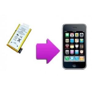 Changement batterie iPhone 3GS