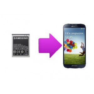 Changement batterie SAMSUNG Galaxy S4 mini -i9195