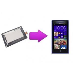 Changement batterie HTC 8X