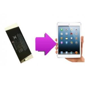Changement batterie iPad mini