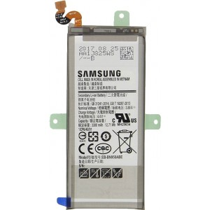 Remplacement batterie Samsung Galaxy Note 8
